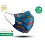 Mascarilla Reutilizable de Tela - Infantil Modelo 18