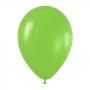 Pack de 10 Globos Verde Lima Mate 30 cm