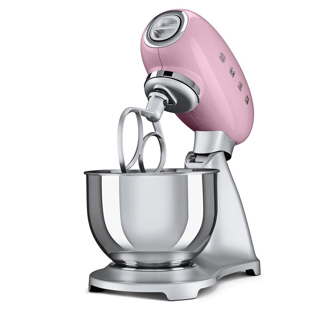 Robot de cocina SMEG color Rosa
