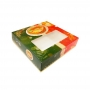 Caja para Roscón de Reyes Roja y Verde 26 cm