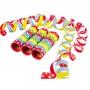 Serpentina de Colores 3 Unidades