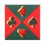 Servilletas de Papel Casino 20 ud