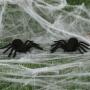 Set 2 Arañas Halloween 10 cm