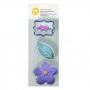 Set de 3 Cortadores Galletas Floral
