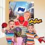 Set de 12 Accesorios Photocall Spiderman