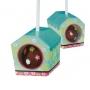 Set de 12 Cajas para Cake Pops Primavera - My Karamelli