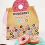 Set de 2 cajas para Dulces y Donuts