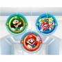Set de 3 Decoraciones Colgantes Súper Mario
