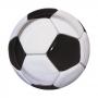 Set de 8 platos de Fútbol 3D 17 cm