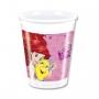 Set de 8 Vasos Princesas Disney Modelo A