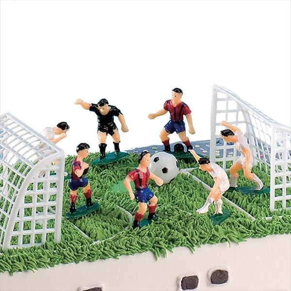 Set de decoración de fútbol