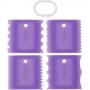 Texturizadores para Glaseado 4 Unidades