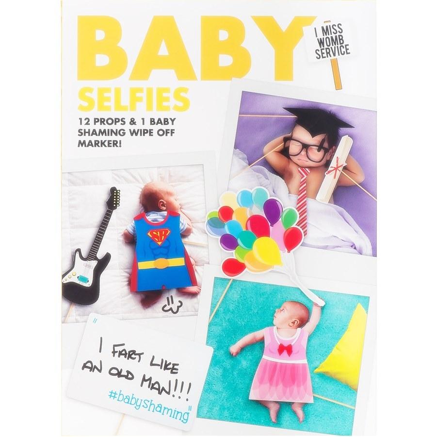 Set Photocall y Selfies Bebés