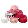 Set de 150 Cápsulas para Cupcakes San Valentín