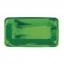 Set de 8 Bandejas Verde Metalizado 23 cm