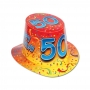 Sombrero de Copa 50 Cumpleaños