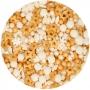 Sprinkles Dorados y Blancos 180 gr
