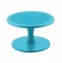 Stand color azul para tartas 24 cm