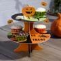stand reversible para cupcakes Halloween