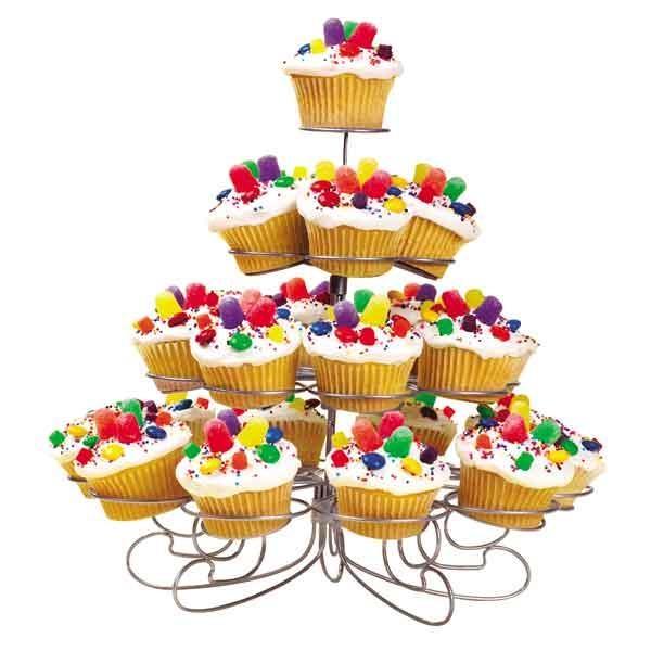 Stand para cupcakes Mediano Wilton