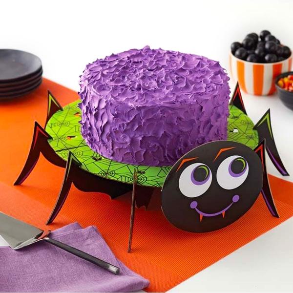 Stand para dulces y tartas araña