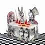 Stand para fiestas Truly Alice