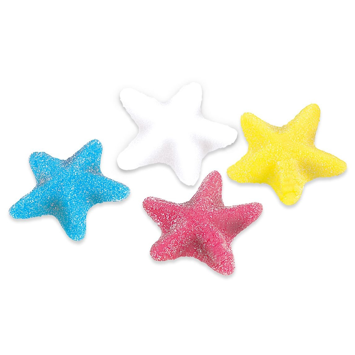 Surtido Estrellas de Mar de Azúcar 1 Kg