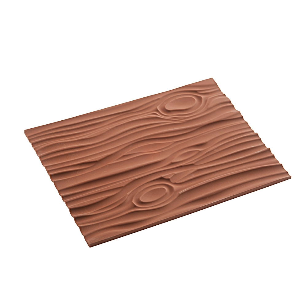 Tapete de Silicona para Semifríos Magic Wood