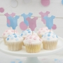 Toppers Cupcakes Infantil