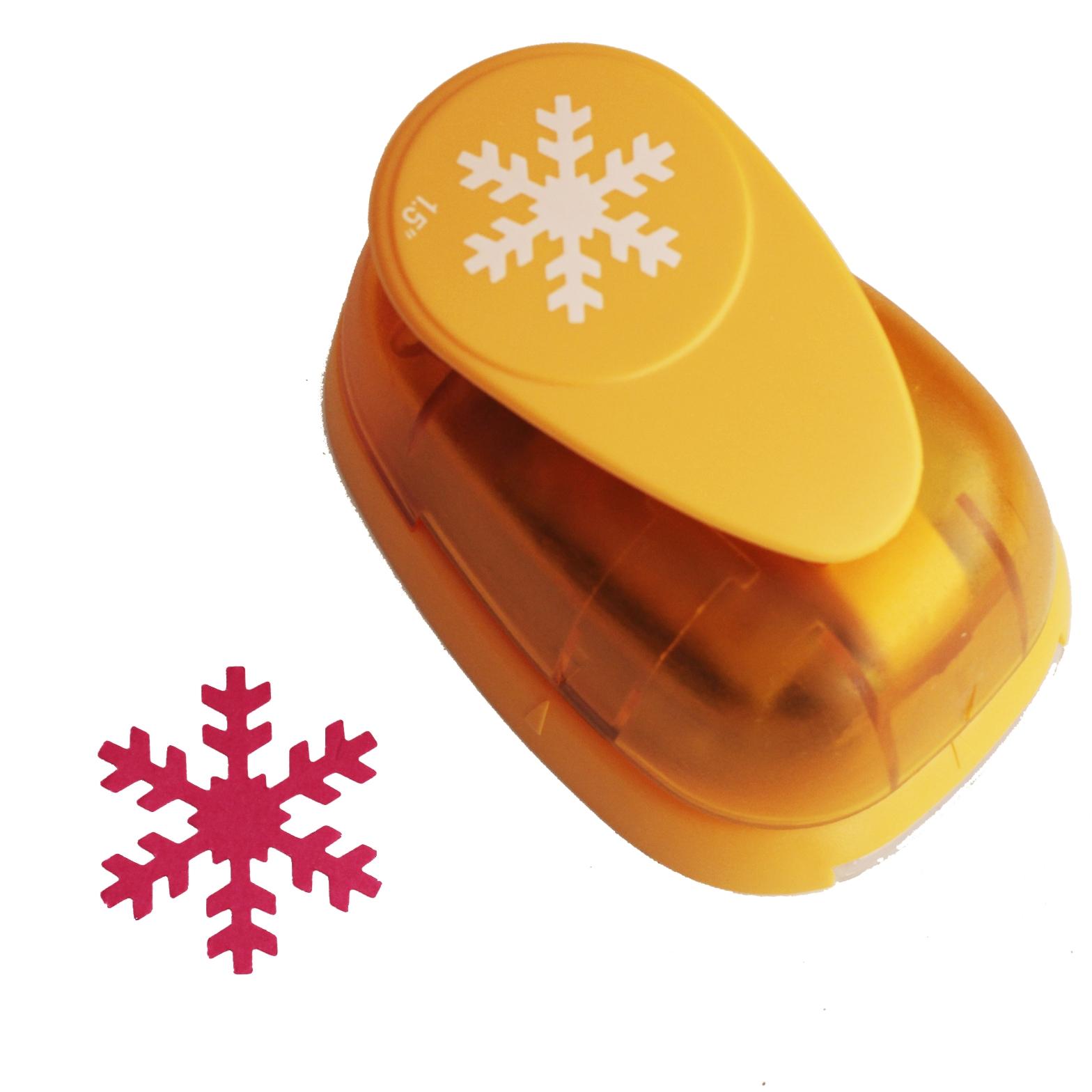 Troqueladora copo de nieve 3,5cm