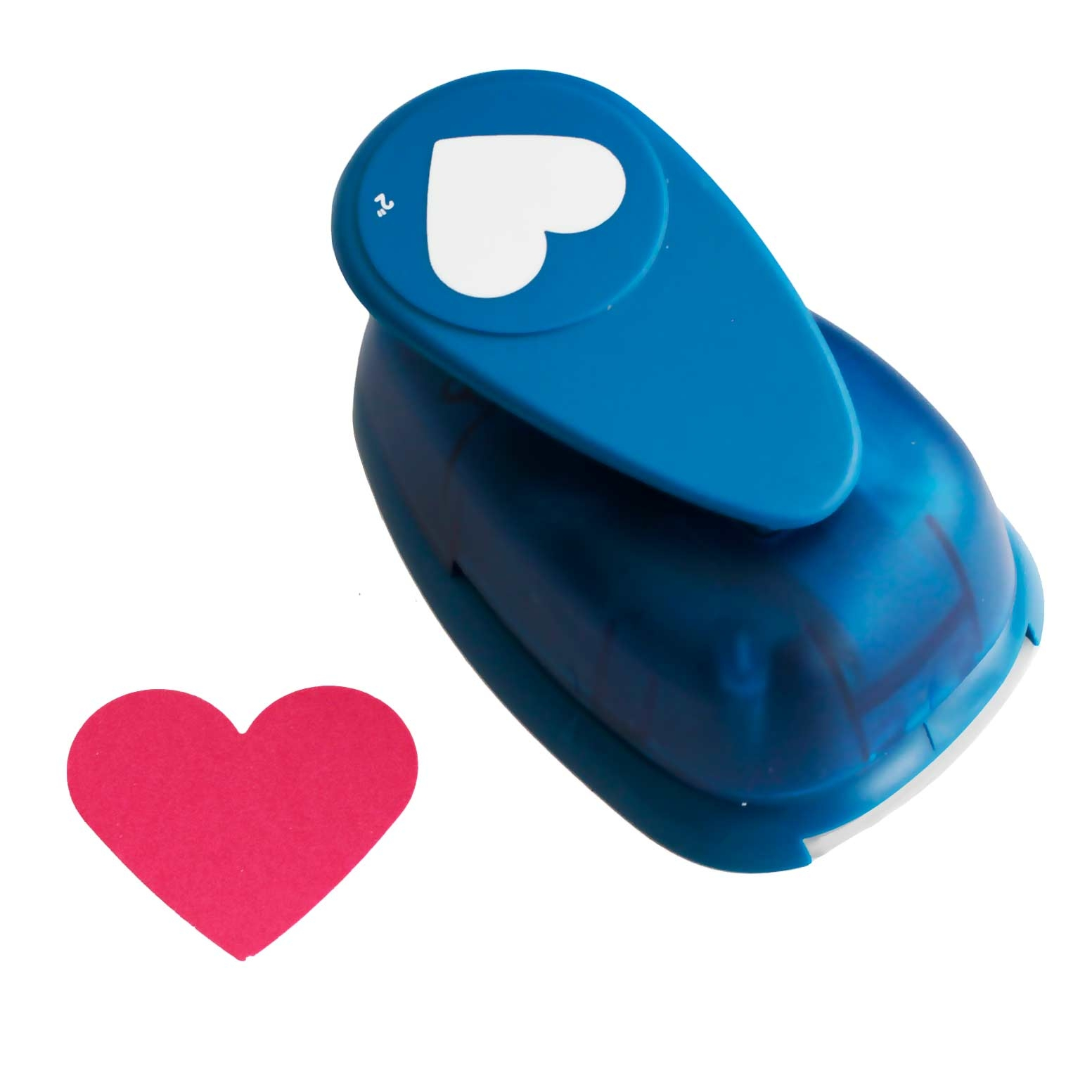Troqueladora corazón 5 cm