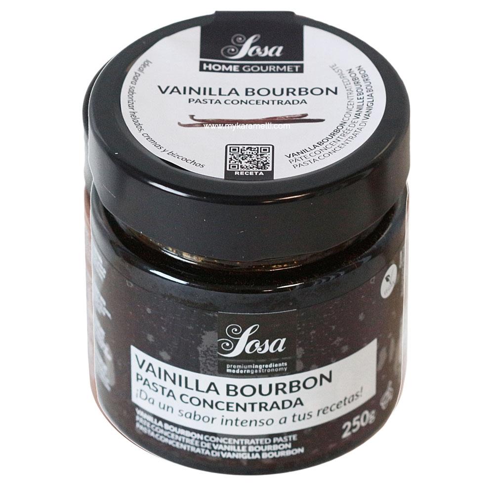 Vainilla Bourbon en pasta 180 gr Home Chef