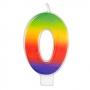 Vela Rainbow Nº 0 Wilton