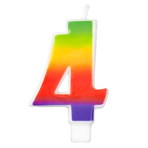 Vela Rainbow Nº 4 Wilton