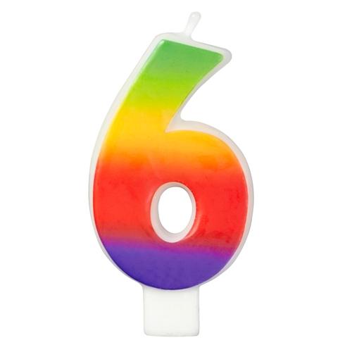Vela Rainbow Nº 6 Wilton