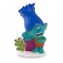 Vela de Cumpleaños Branch 3D Trolls