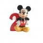 Vela de cumpleaños Mickey Nº 2