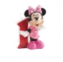 Vela de cumpleaños Minnie Nº1