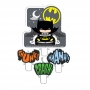 Velas de Cumpleaños Batman 4 ud