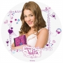 Disco de oblea Violetta